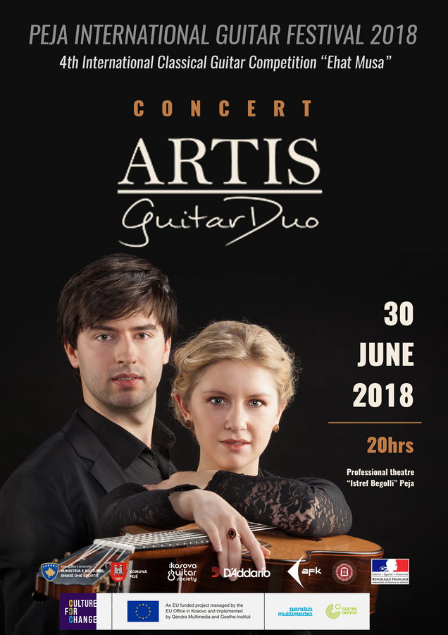Artis DUO - koncert