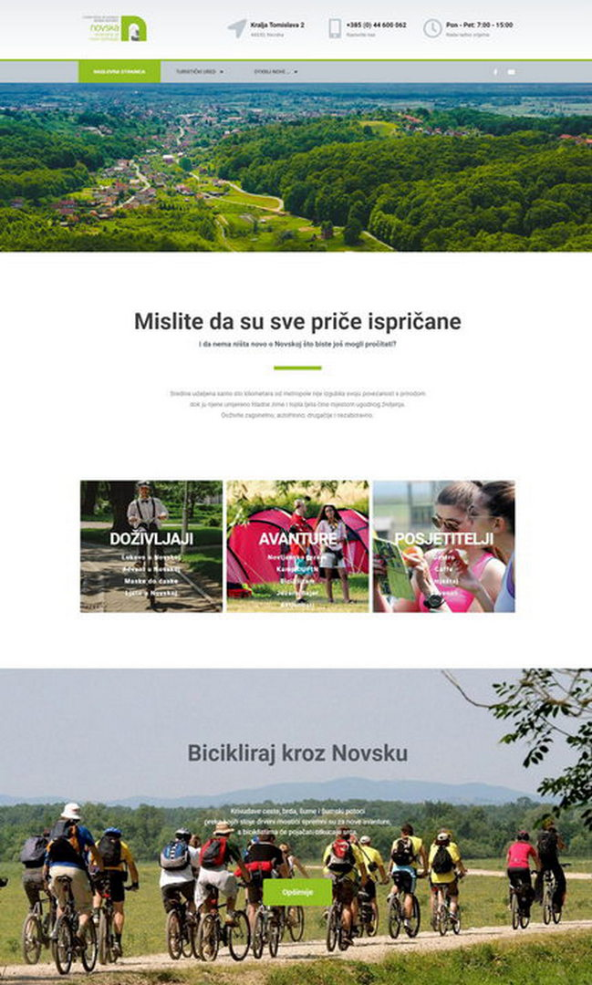 Turistička zajednica Grada Novske